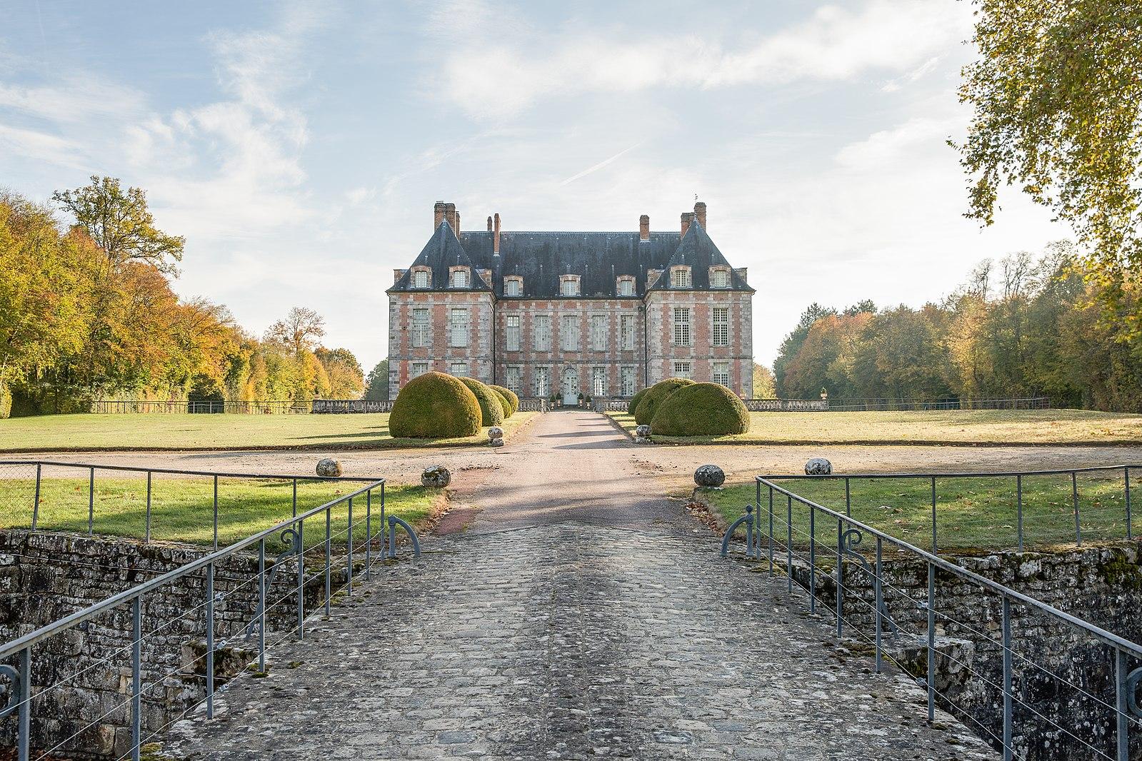 Château de Chevry-en-Sereine - photo du jour Wiki Loves Monuments 2019
