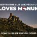 Wiki Loves Monuments France 2019