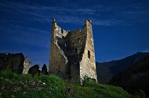 Photo du jour Wiki Loves Monuments 2019 - Le château de Miglos