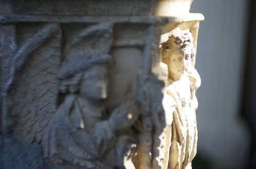 Croix de cimetière de Collioure