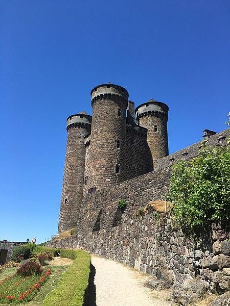 Château d'Anjony