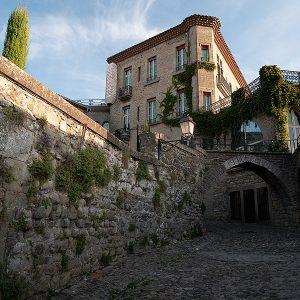 L'hôtel de la Cité de Carcassonne