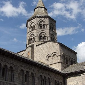 Basilique Notre-Dame d'Orcival